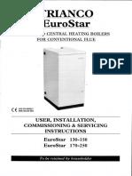 Trianco EuroStar Utility 170 - 250