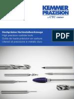 Kemmer Praezision PCB Catalog
