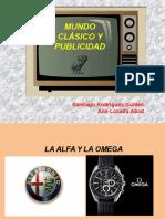 Mundo Clásico y Publicidad