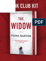 A Book Club Kit for THE WIDOW