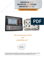 Gensys 2 Technical Documentation