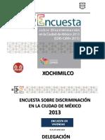 Discriminacion en Xochimilco