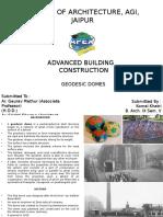 Geodesic Dome Print
