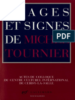 Image and Signs Michel Tournier