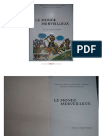 Livre 4 Le Monde Merveilleux