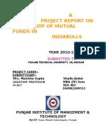 Mutual Funds in Indiabulls