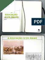 A Educação nos Maias.pptx