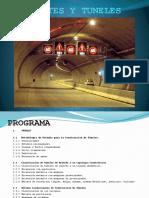 Curso Tuneles Unidad 4.1 túneles Introducción (historia)