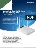 A2004NS Datasheet V1.0