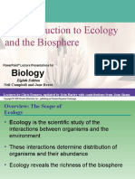 6. Introuction to Ecology