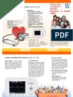 067 Medico EF1800 ECG Monitor Flyer