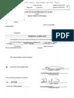 Oliver Schmidt Criminal Complaint