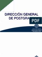 Presentacion Magister en Direccion 2013 Unap