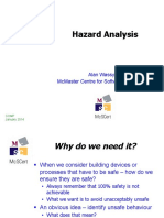 Hazard Analysis