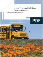 Catching the Process Fieldbus an Introduction to PROFIBUS En