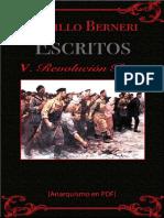 Berneri, Camillo - Escritos v (Revolución Rusa) [Anarquismo en PDF]