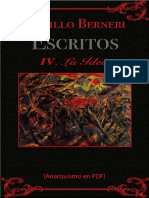 Berneri, Camillo - Escritos IV (La Idea) [Anarquismo en PDF]