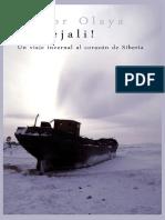 Olaya Victor - Poiejali - Un Viaje Invernal Al Corazon de Siberia