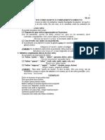 Dl14 Infinitivo Como Sujeto y Complemento Directo Dl14