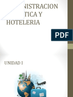 Administración Turistica y Hoteleria