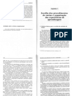 Escolha dos procedimentos de ensino e organização das experiências de aprendizagem.pdf
