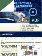 Centrales_termicas Ciclo Combinado
