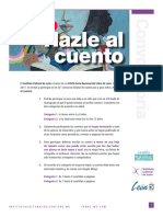 Convocatoria Hazle Al Cuento | FeNaL2017