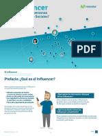 El Influencer, Cómo Influyen Las Personas Relevantes en Las Redes Sociales