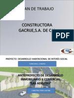 Plan Maestro de Desarrollo Inmobiliario (Mod)