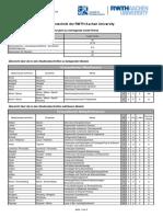 MB MSc Verfahrenstechnik Studienplan
