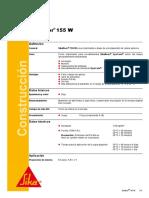 FT-7010-01-1Sikafloor 155 W0