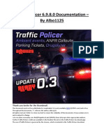 Traffic Policer Documentation