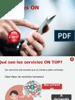 Servicios on TOP