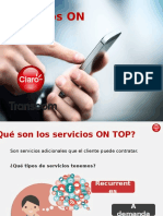 Servicios on TOP