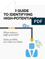 THE HR GUIDE TO IDENTIFYING HIGH-POTENTIALS
