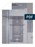 Evaluación y Revisión de Las Proporciones Recomendadas (REVISAR CONCLUSIONES)