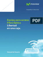 Manual Usuario Mitarstar Equipo Acceso Fibra Optica Gpt 2541 Gnac 160222
