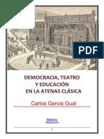Entrevista García Gual - Teatro, Democracia y Educación en La Atenas Clásica
