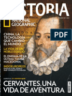 Historia National Geographic - Abril 2016