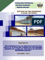 Caratula i.e. Nº 86189-Colcabamba