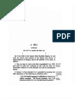 The Bail Act (Amendment) 2008