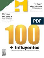 09-01-17   Los 100 + Influyentes del transporte y la logística
