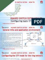 Stp Huawei