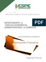 Actividad Entregable 2 1 Institucines Segundo Parcil