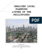 Rationalized Local Planning System of the Philippines 2005