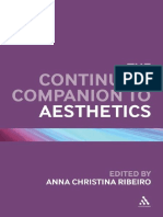 (Bloomsbury Companions) Anna Christina Ribeiro-The Continuum Companion to Aesthetics-Bloomsbury Academic (2012)