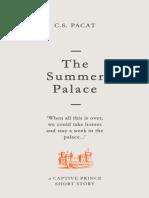 [C. S. Pacat] Summer Palace
