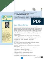 Tema 6 - 4 primaria lengua
