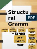 1.Structural Grammar