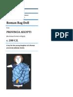 Roman Rag Doll